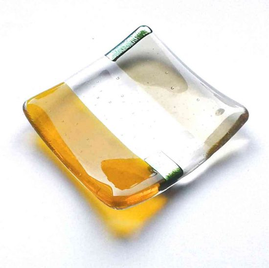 Glass Ring or Trinket Dishes