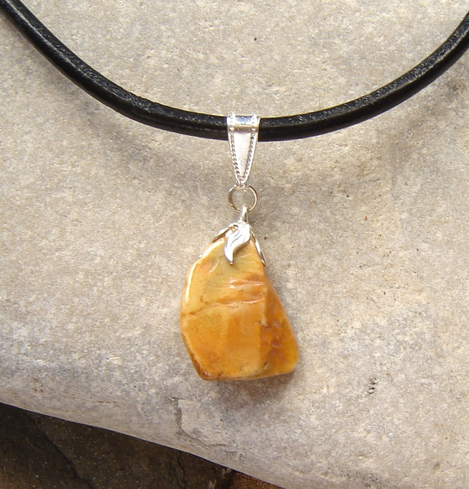 stone pendant clear quartz supply natural necklace hello jewelry product modern